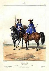 Musketeers of the Guard (Source: Wikipedia,