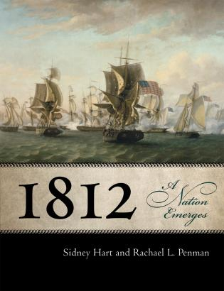 Cover Art: 1812: A Nation Emerges