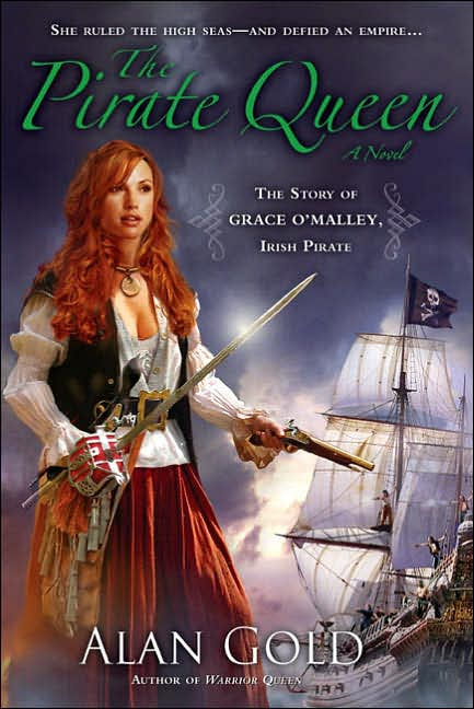 Pirate Queen US Cover Art