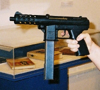 9mm Assault Pistol