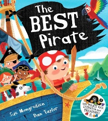 Cover Art: The Best Pirate