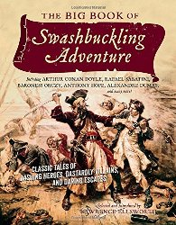 Cover Art: The Big Book of Swashbuckling Adventure