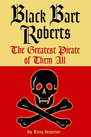 Cover Art: Black Bart Roberts