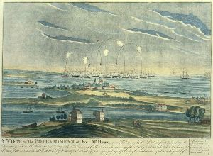 Bombardment of Fort McHenry, September 1814