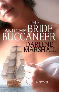 Cover Art: The Bride and the Buccaneer