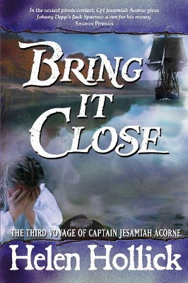 Cover Art: Bring It Close