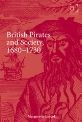 Cover Art: British Pirates and Society, 1680-1730