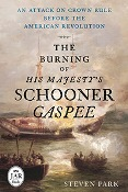 Cover Art: The Burning of His Majesty's Schooner