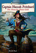 Cover Art: Captain Hannah Pritchard