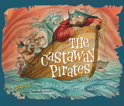 Cover Art: The Castaway Pirates