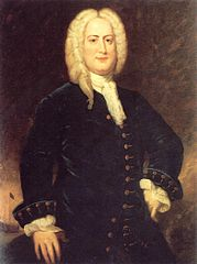 Chaloner Ogle by unknown artist (1745-1747)