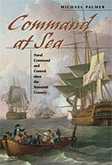 Cover Art: Command at Sea
