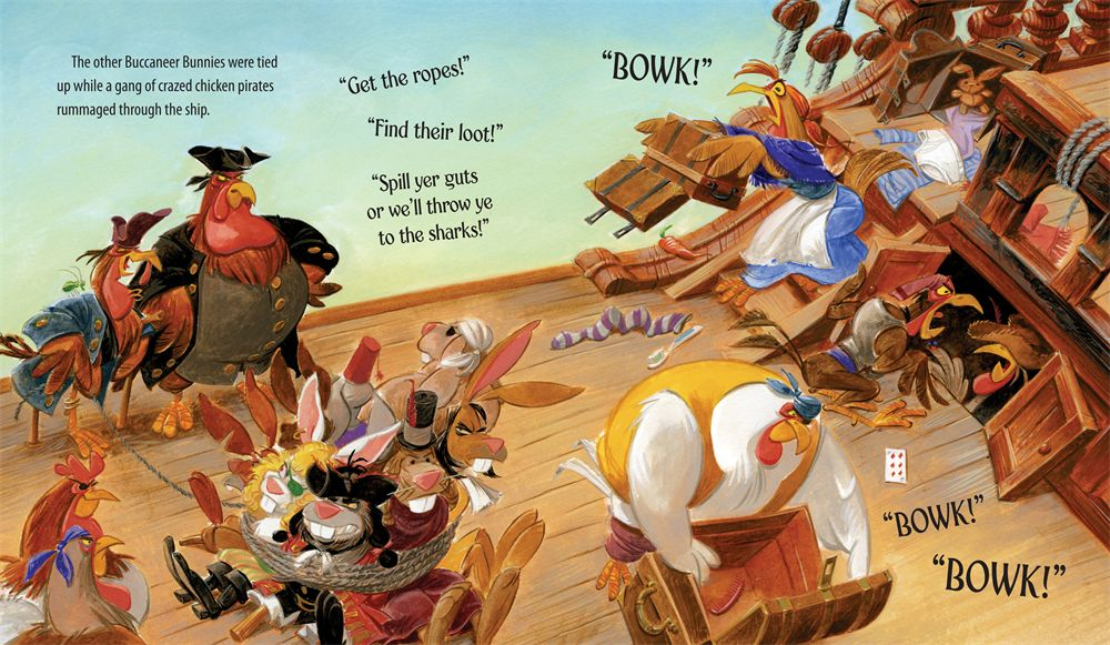 Inside Spread: