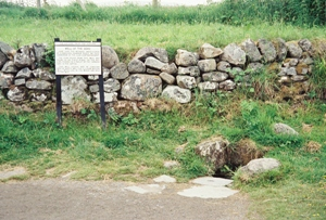 Well of the Dead, Culloden