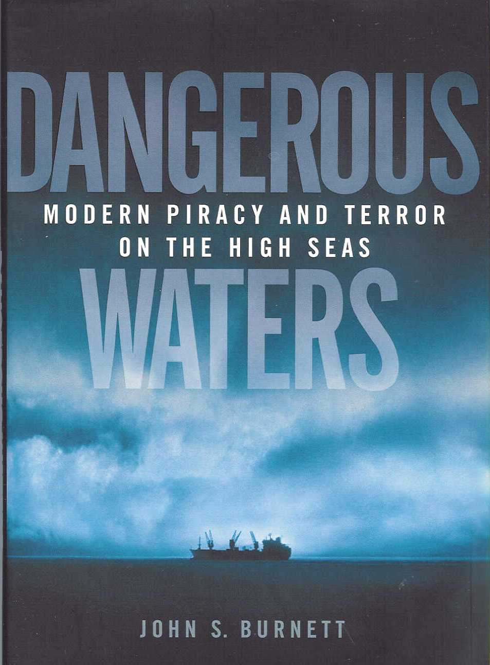 Cover Art: Dangerous Waters