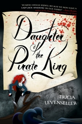 Cover Art: Daughter of the Pirate King