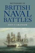Cover Art: Dictionary of British Naval Battles