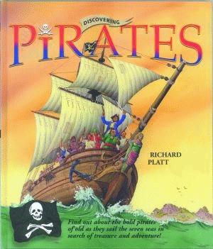 Cover Art: Discovering Pirates