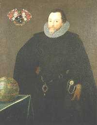Francis Drake as knight of the realm