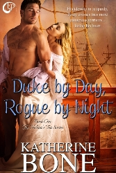 Cover Art: Duke by Day, Rogue