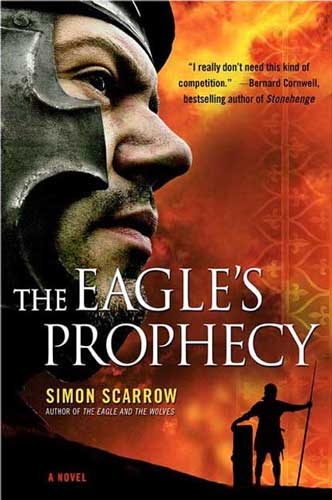 Cover Art: Eagle's Prophecy