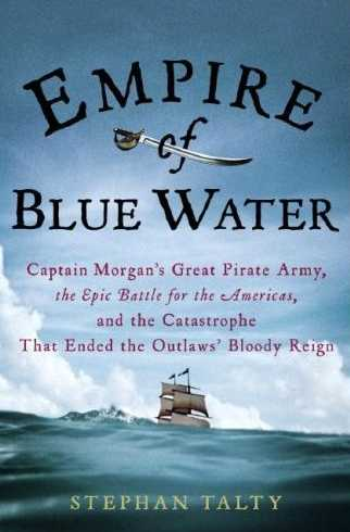 Cover Art: Empire of Blue
