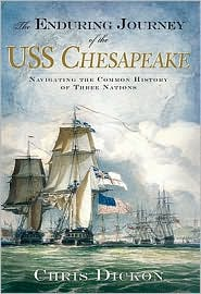 Cover Art: Enduring Juourney of the USS Chesapeake