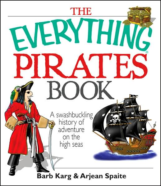 how to be a pirate book review