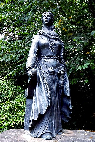 Statue of