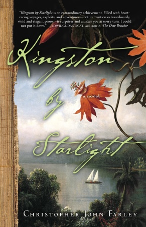 Cover Art: Kingston by