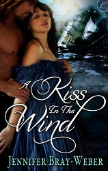 Cover Art: A Kiss in the Wind
