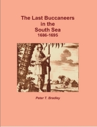 Cover Art: Last Buccaneers in the South Sea