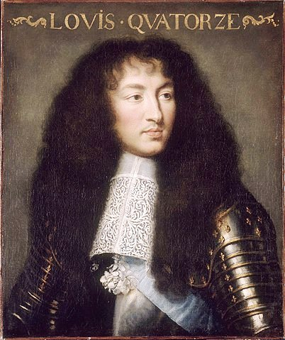 Louis XIV c.1661