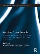 Cover Art: Maritime Private Security