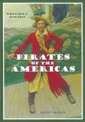 Cover Art: Pirates of the Americas