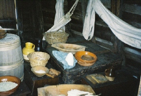 Food aboard the