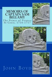Cover Art: Memoirs of Captain Sam