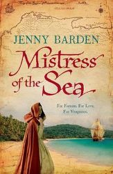 Cover Art: Mistress of the Sea