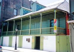 Madame John's Legacy, French Quarter