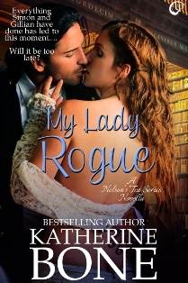 Cover Art: My Lady Rogue