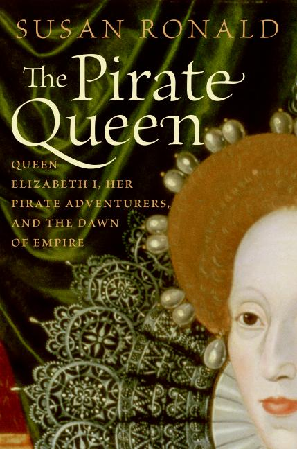 Cover Art: The Pirate Queen by Susan Ronald