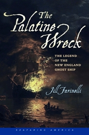 Cover Art: The Palatine Wreck
