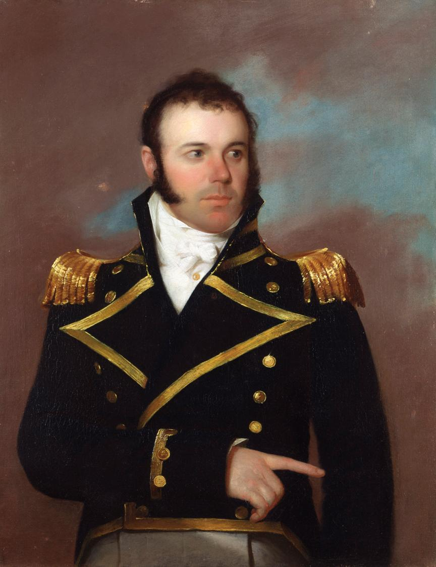 Commodore Daniel