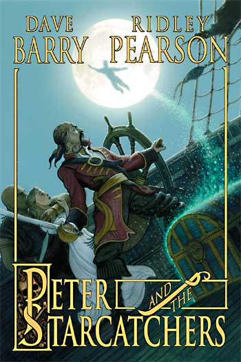 Cover Art: Peter and the