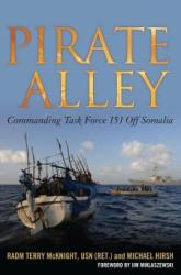 Cover Art: Pirate Alley