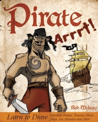 Cover Art: Pirate Arrrt!