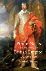 Cover Art: Pirate Nests and the Rise of the British