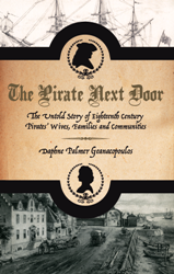 Cover Art: The Pirate Next Door