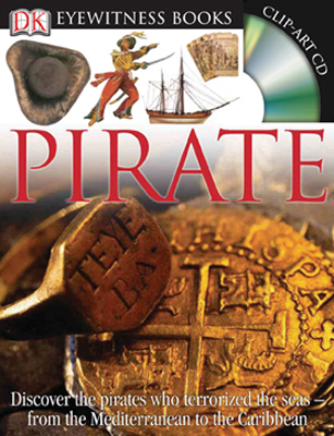 Cover Art: Pirate (Eyewitness series)
