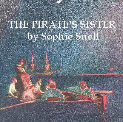 Cover Art: The Pirate's Sister